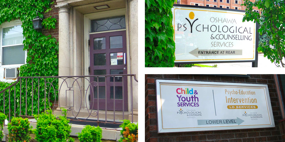 Psychological & Counselling Services Group (PCS Group) - Oshawa Location in Durham Region