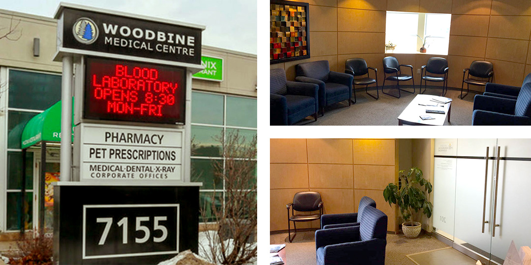 Psychological & Counselling Services Group (PCS Group) - Woodbine Location in Toronto Region - Psychological & Counselling Services Group (PCS Group)